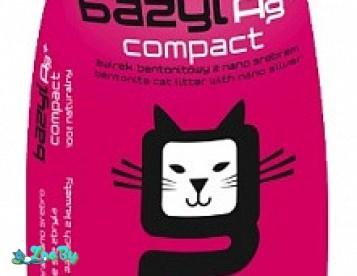 Наполнитель для туалета котов BAZYL Compact 10,0 л